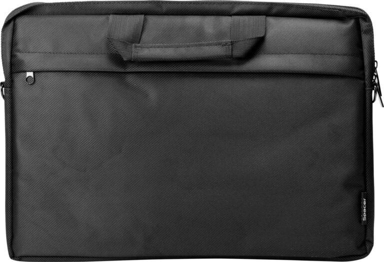 """GEANTA SPACER, pt. notebook de max. 15.6″, 1 compartiment, buzunar frontal, waterproof, nylon, negru, """"Kool"""", """"SPM0314"""" (EAN:5949046601145; """"ACC-SPC0205002"""")"""