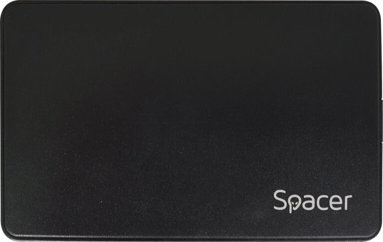 "RACK extern SPACER, pt HDD/SSD, 2.5 inch, S-ATA, interfata PC USB 3.0, plastic, negru, ""SPR-25612"" 45506249"