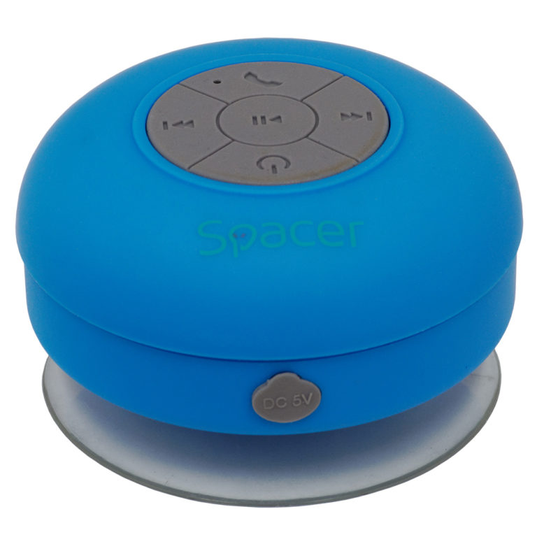 "BOXA SPACER portabila bluetooth, DUCKY-BLU, RMS: 3W, control volum, acumulator 300mAh, microfon incorporat, timp de funct. pana la 4 ore, distanta max. 10m, incarcare USB, BLUE, ""SPB-DUCKY-BLU"" 43501769 (include TV 0.15 lei)"